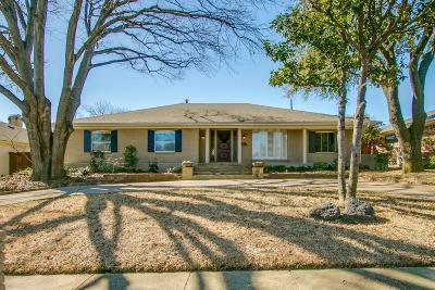 Richardson Single Family Home For Sale: 407 Brook Glen Drive