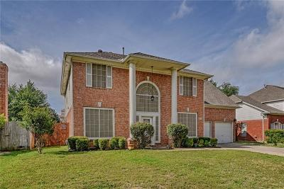 Arlington Single Family Home For Sale: 2118 Ballycastle Drive