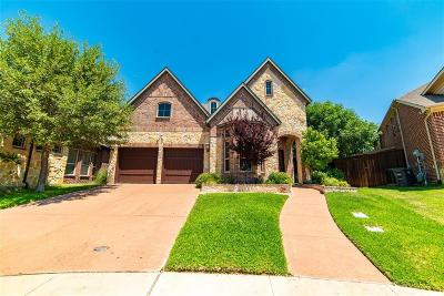 Fort Worth Single Family Home For Sale: 7425 Brightwater Road
