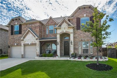 McKinney Single Family Home Active Contingent: 1505 Isaac Lane