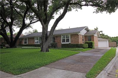 Richardson Single Family Home For Sale: 1206 Cherrywood Drive