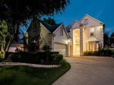 Frisco Single Family Home Active Contingent: 5564 Southern Hills Drive