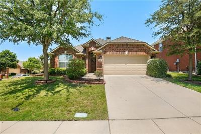 McKinney Single Family Home Active Option Contract: 8112 Raintree Drive