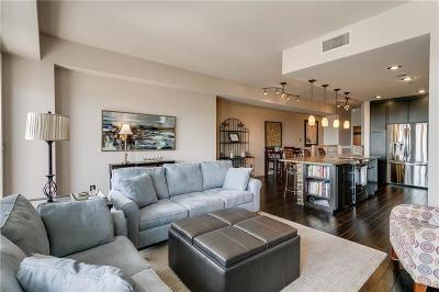 Dallas Condo For Sale: 4611 Travis Street #1407A