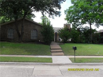 Plano Single Family Home For Sale: 2801 Downing Drive