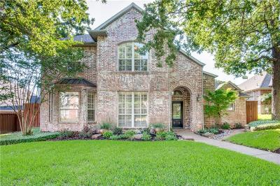 Coppell Single Family Home For Sale: 112 Brighton Court