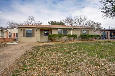 Mesquite Single Family Home For Sale: 4404 Motley