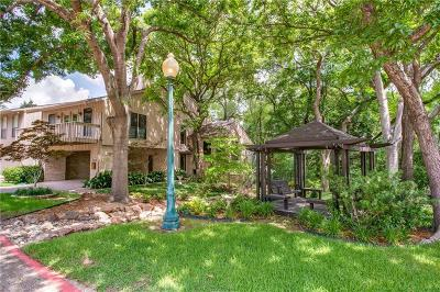 Dallas Townhouse For Sale: 1218 Middlebrook Place