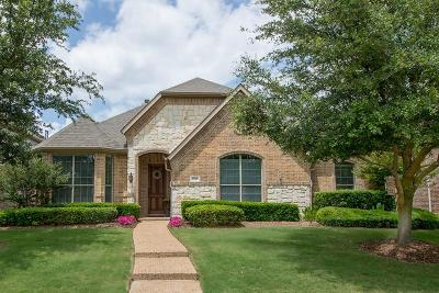 Allen Single Family Home For Sale: 1010 Hot Springs Drive