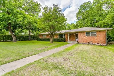 Johnson County Single Family Home For Sale: 212 Williams Avenue
