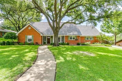 Fort Worth Single Family Home For Sale: 6829 Kirk Drive