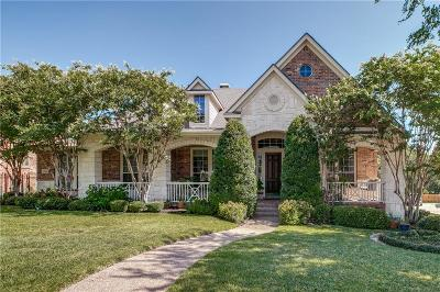 Tarrant County Single Family Home For Sale: 1541 Lost Trail
