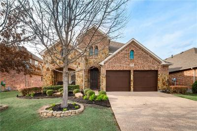 Grand Prairie Single Family Home For Sale: 2740 Bay Shore Lane