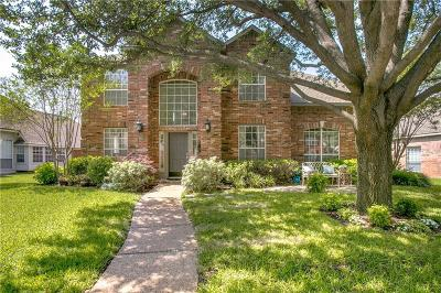 Plano Single Family Home For Sale: 4653 Wales Drive