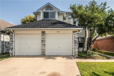 North Richland Hills Single Family Home Active Option Contract: 6921 Aston Drive
