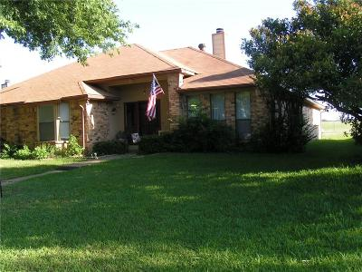 Mesquite Single Family Home For Sale: 705 Brittany Drive