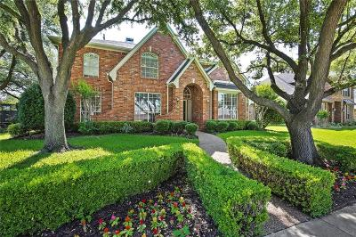 Plano Single Family Home For Sale: 6852 Patrick Lane