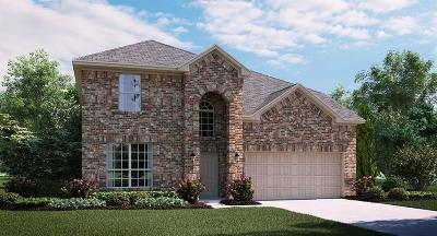 Fort Worth TX Single Family Home For Sale: $336,000