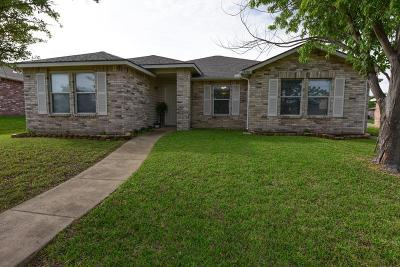 Wylie Single Family Home For Sale: 1308 Starpoint Lane