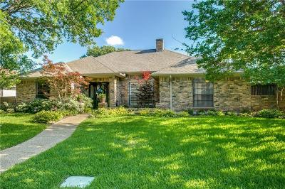 Single Family Home Active Option Contract: 8821 Lacrosse Drive