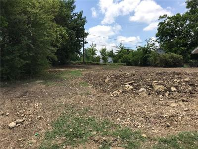 Tarrant County Residential Lots & Land For Sale: 1508 Avenue E