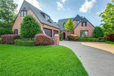 Dallas, Fort Worth Single Family Home For Sale: 2733 River Forest Drive