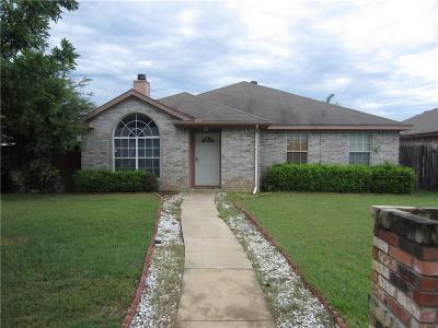 Arlington Single Family Home For Sale: 1106 Rimcrest Drive