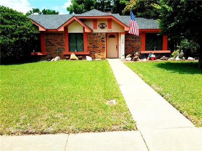 Duncanville Single Family Home For Sale: 1019 Meadow Run Drive
