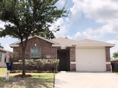 Dallas Single Family Home For Sale: 4808 Mexico Court