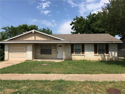 Dallas Single Family Home For Sale: 6538 Gentle River Drive
