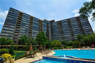 Dallas Condo For Sale: 5200 Keller Springs Road #737