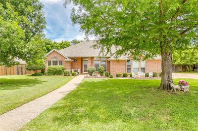 Johnson County Single Family Home For Sale: 605 S Nolan River Road
