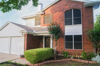Arlington Single Family Home For Sale: 6711 Cherrytree Drive