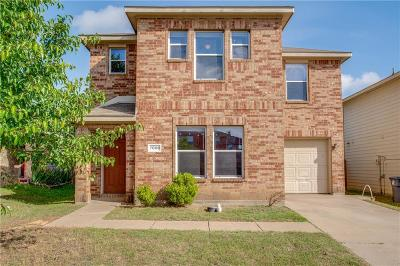 Dallas Single Family Home For Sale: 7069 Wax Berry Drive