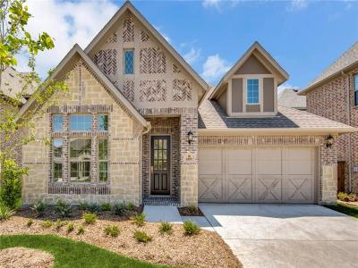 Collin County Single Family Home For Sale: 6809 Marina Circle