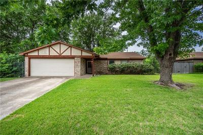 Benbrook Single Family Home For Sale: 1232 Tobie Layne Street