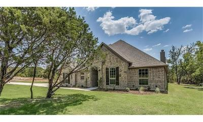Weatherford Single Family Home For Sale: 1012 Merriam Court