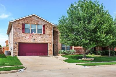 Fort Worth Single Family Home For Sale: 3852 Irish Setter Drive