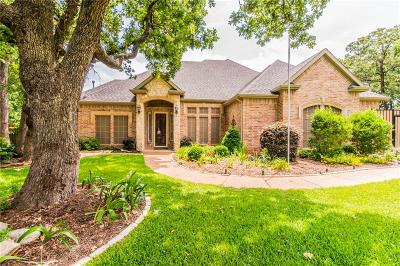 Fort Worth Single Family Home For Sale: 9758 Rock Dove Circle