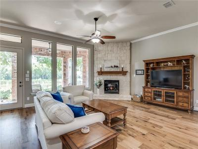 McKinney Single Family Home For Sale: 8505 Gallery Way