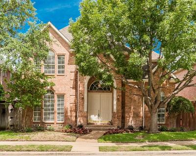 Irving Single Family Home For Sale: 3331 Ricci Lane