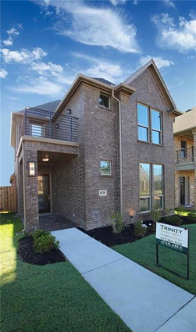 Fort Worth TX Single Family Home For Sale: $360,000
