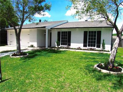 The Colony Single Family Home Active Contingent: 5433 Slay Drive
