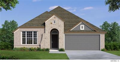 Fort Worth TX Single Family Home For Sale: $333,589