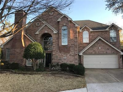 McKinney Single Family Home For Sale: 5903 Autumn Point Drive