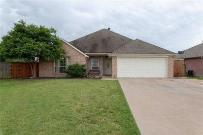 Royse City Single Family Home For Sale: 1109 Oak Grove Lane