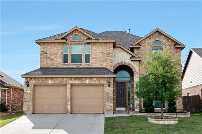 Fort Worth Single Family Home For Sale: 9529 Chuparosa Drive