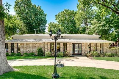 Dallas Single Family Home For Sale: 2229 Elderoaks Lane