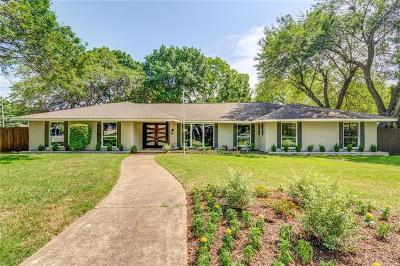 Dallas, Fort Worth Single Family Home For Sale: 4156 Willow Ridge Drive