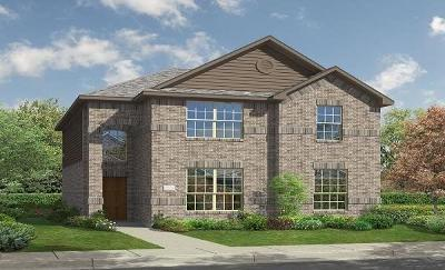 Fort Worth Single Family Home For Sale: 5832 Dew Plant Way